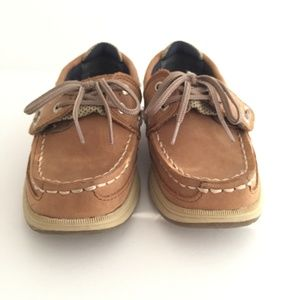 Kids Lanyard Boat Shoe for Toddlers